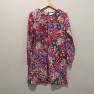 💕 Hanna Andersson Damask Print Dress
